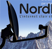 Nordnet satellite internet